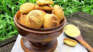 Фото рецепта Кукурузные пряники
