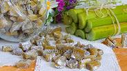 Фото рецепта Цукаты из ревеня