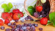 Фото рецепта Цукаты из клубники