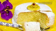 Фото рецепта Лимонный кекс в мультиварке