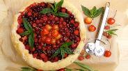 Фото рецепта Ягодная пицца