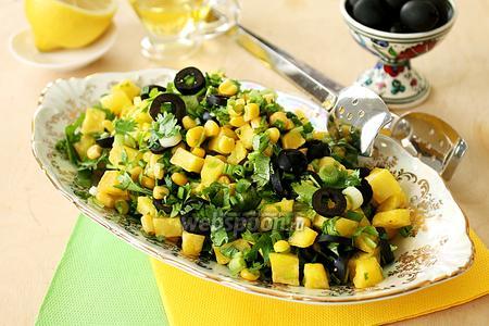 Салат «Жёлтый»