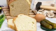 Фото рецепта Йогуртовый хлеб