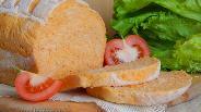 Фото рецепта Томатный хлеб