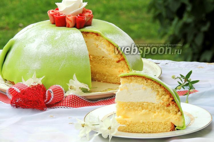 Фото Шведский торт