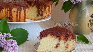 Фото рецепта Кекс «Ненасытная монашка» в мультиварке
