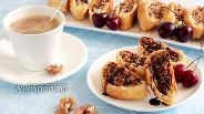 Фото рецепта Ореховые хрустики