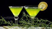 Фото рецепта Домашний лимонад «Тархун»
