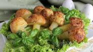 Фото рецепта Картофельные  «Грибочки»