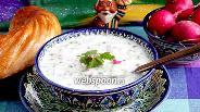 Фото рецепта Чалоп — узбекская окрошка