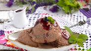 Фото рецепта Кофейно-шоколадное мороженое