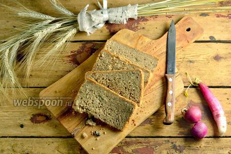 Многозерновой хлеб в хлебопечке