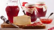 Фото рецепта Клубничный джем с ванилью и лимонной цедрой