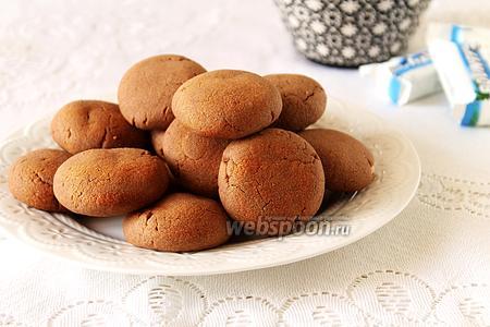 Печенье «Баунти»