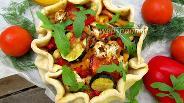 Фото рецепта Галета овощная