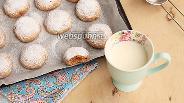 Фото рецепта Печенье «Шоколадные облака»