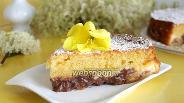 Фото рецепта Торт-кекс «Нуа»