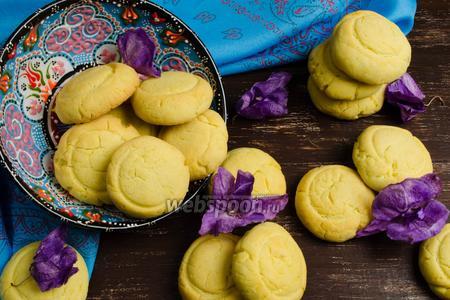 Песочное печенье «Шекер Чурек»