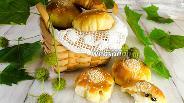 Фото рецепта Булочки-мешочки с сухофруктами
