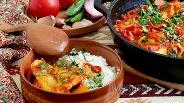 Фото рецепта Белая рыба по-мароккански