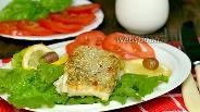 Фото рецепта Треска в кунжутной панировке