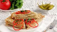 Фото рецепта Картофельно-яичные лепёшки