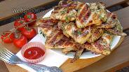 Фото рецепта Куриные крылышки на решётке «Нежные»