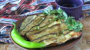 Фото рецепта Баклажаны в меду