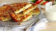 Фото рецепта Пирог «Рваный» из лаваша