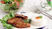 Фото рецепта Свиные отбивные в соевом соусе