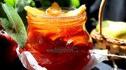 Фото рецепта Яблочно-грушевое варенье