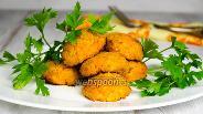 Фото рецепта Котлеты морковные