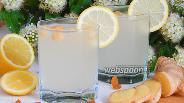 Фото рецепта Имбирно-лимонный квас