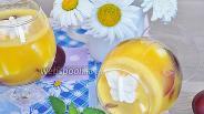Фото рецепта Желе апельсиновое