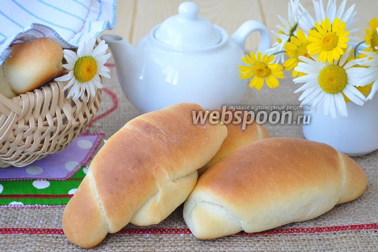 Фото Рогалики в хлебопечи