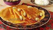 Фото рецепта Белен — татарские блинчики