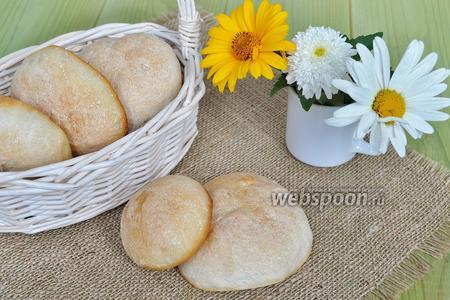 Французские булочки в хлебопечи