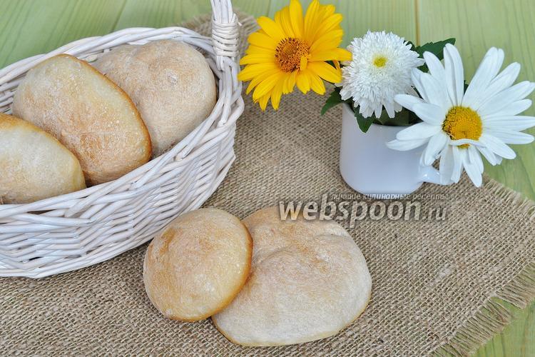 Фото Французские булочки в хлебопечи