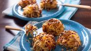 Фото рецепта Рёсти «Картофельные ёжики»