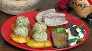Фото рецепта Пхали из фасоли