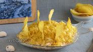 Фото рецепта Салат «Парус» с чипсами