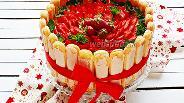 Фото рецепта Клубничная шарлотта