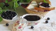 Фото рецепта Чёрная смородина в желе