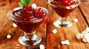 Фото рецепта Шоколадное кремю