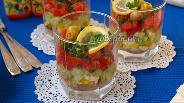 Фото рецепта Веррины с тунцом и овощами