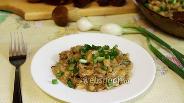 Фото рецепта Белые грибы в сметане