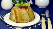 Фото рецепта Тимбаль из кабачков и шампиньонов