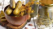 Фото рецепта Хрустящие квашеные огурцы