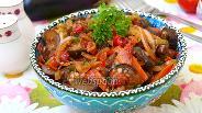 Фото рецепта Острые баклажаны с соевым соусом