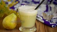 Фото рецепта Фреш из дыни, груши и огурца